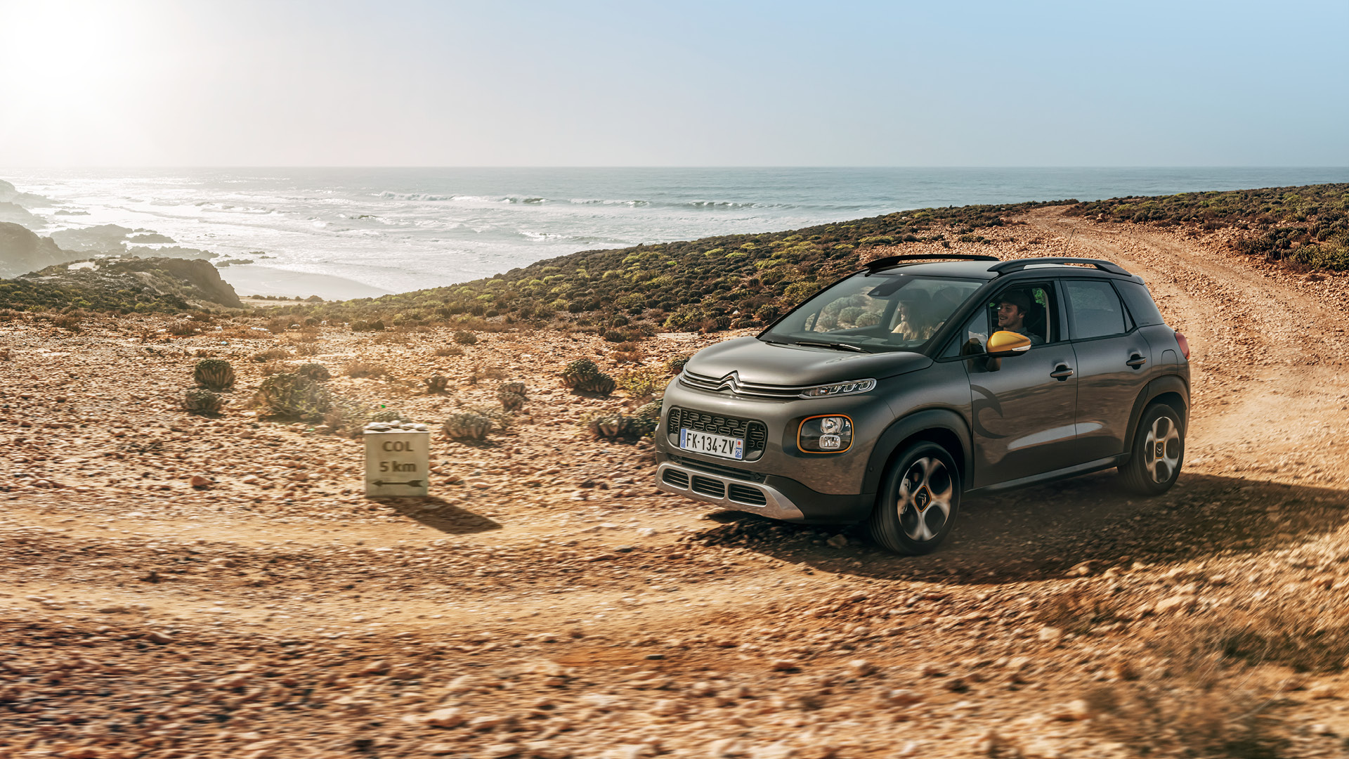 Citroën C3 Aircross SUV Limited Edition Rip Curl